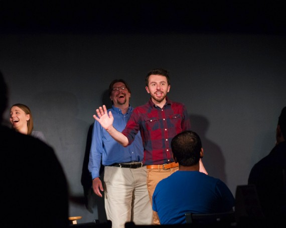 """<h4>A Home for Comedy</h4><p>Words by Stephanie Kocer<br>Video by Rachel Collins</p><img class=""""projects-icon"""" src=""""http://2015.urban-plains.com/wp-content/uploads/2015/02/create-white-gear-01-01.png"""" />"""